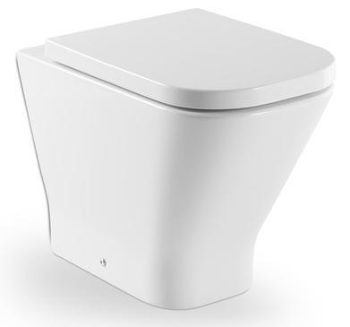 Vas WC Roca The Gap 54 pentru rezervor ingropat