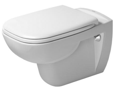 Vas WC suspendat Duravit D-Code 54.5 cm alb poza