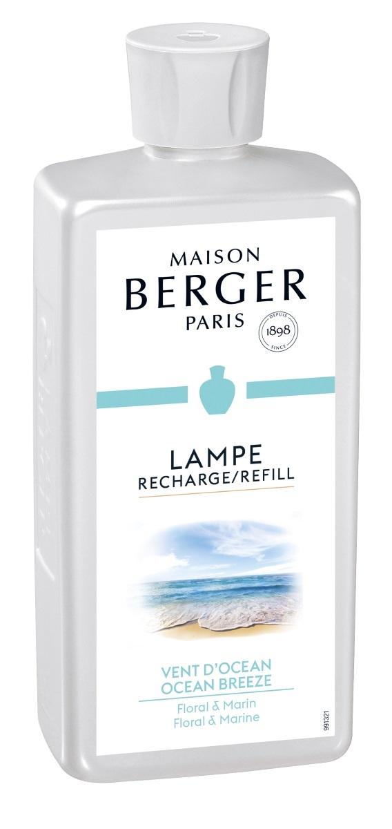 Parfum pentru lampa catalitica Berger Vent d'Ocean 500ml poza