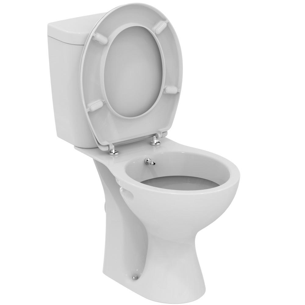 Set vas WC Vidima SevaFresh cu rezervor functie de bideu imagine sensodays.ro