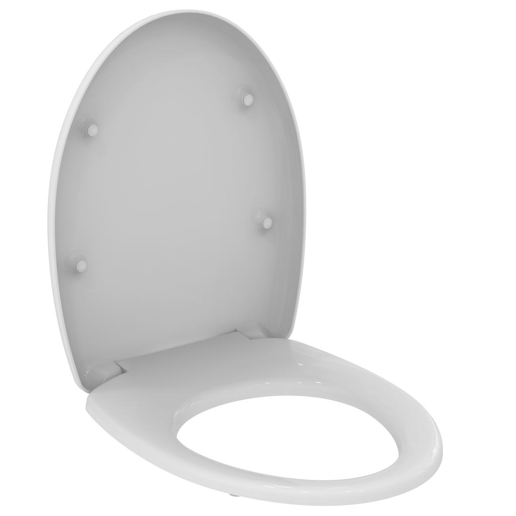 Capac WC Vidima SevaDuo pentru vas suspendat prinderi de plastic poza