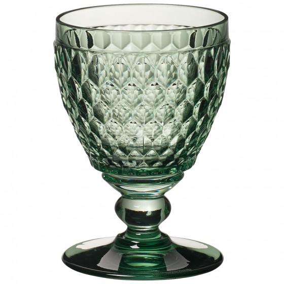 Pahar vin alb Villeroy & Boch Boston Coloured verde 120mm 0.23 litri imagine