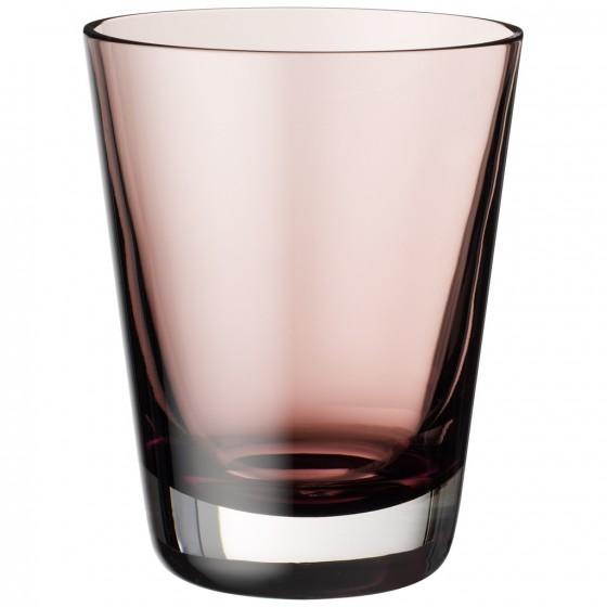 Pahar apa Villeroy & Boch Colour Concept tumbler burgundy 108mm 0.29 litri poza