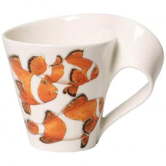 Cana Villeroy & Boch NewWave Caffe Clownfish Gift Box 0.30 litri imagine