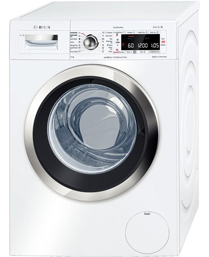 Masina de spalat rufe Bosch WAW32640EU Logixx Serie 8 9kg 1600rpm Clasa A+++ EcoSilence Drive