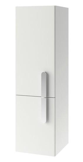 Dulap inalt tip coloana Ravak Concept Chrome SB 350 cu doua usi dreapta 35x37x120cm alb
