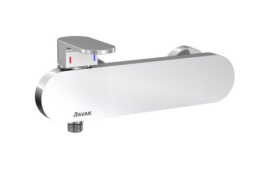Baterie dus Ravak Concept Chrome CR 032.00 poza