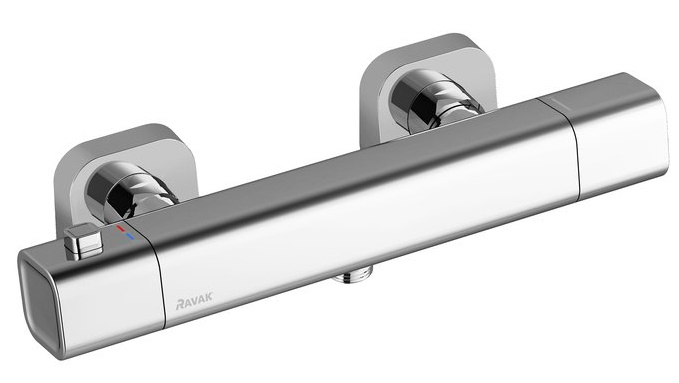 Baterie dus termostatata Ravak Concept 10° poza