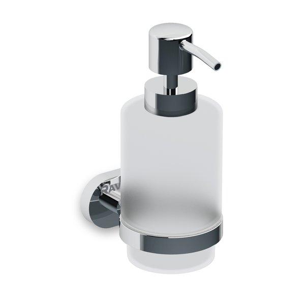 Dispenser sapun lichid Ravak Concept Chrome CR 231 poza