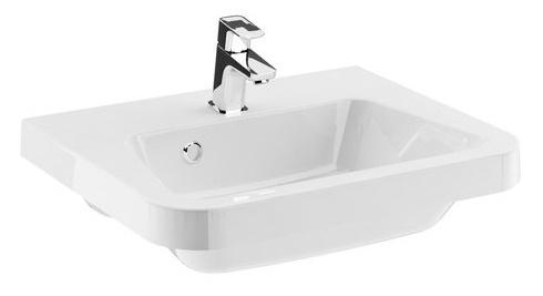 Lavoar Ravak Concept 10° 55x45 alb poza