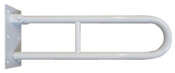 Bara reversibila de sustinere U 81.3 cm Bemeta Help alb imagine