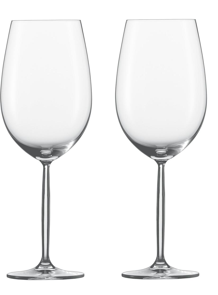 Set 2 pahare vin rosu Schott Zwiesel Diva Bordeaux 800ml poza