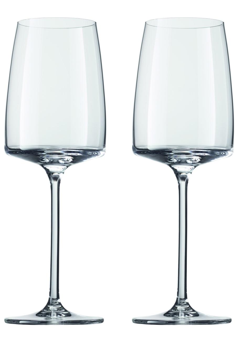 Set 2 pahare vin Schott Zwiesel Sensa Light & Fresh 363ml poza