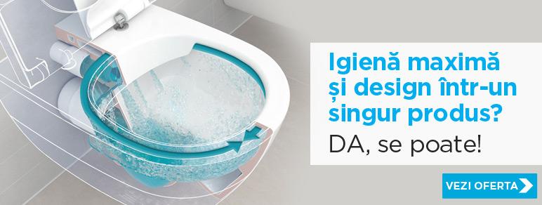 Igiena vasului de WC la superlativ