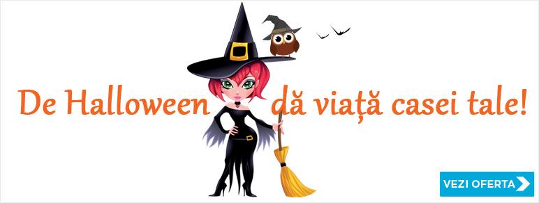 De Halloween da viata casei tale!