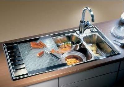 Ghid de cumparare chiuveta si bateria de bucatarie for Planche inox cuisine