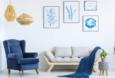 Amenajari interioare. Reguli si 60+ idei practice de design modern si luxos pentru interiorul casei tale