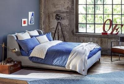 Aranjarea patului in dormitor - Ghid de alegere a lenjeriilor de pat, cuverturilor si pernelor decorative