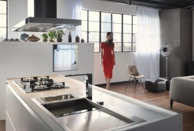 Idei amenajare bucatarie si living open space: Cum gestionezi spatiul cat mai bine
