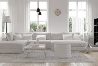 Canapele de Lux - Ghid util pentru amenajarea unui living rafinat si elegant