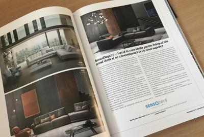 SensoDays.ro – Reinventeaza-ti apartamentul cu Idei Premium, alaturi de produse Premium