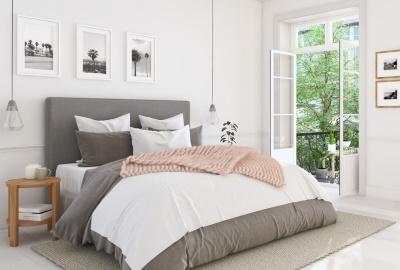 Iluminarea artistica a dormitorului - Ghid pentru obtinerea unui decor FABULOS, elegant si confortabil