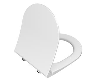 Capac WC Vitra Integra slim cu inchidere lenta imagine