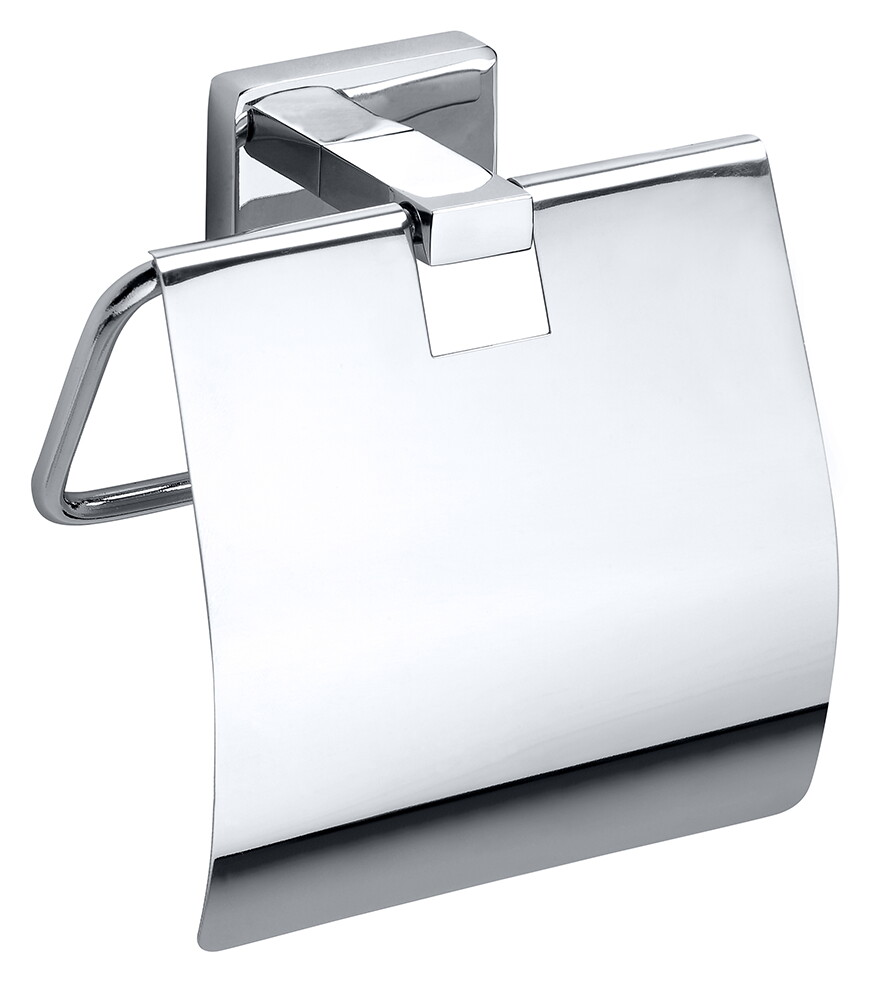 Suport hartie igienica cu aparatoare Bemeta Niki imagine