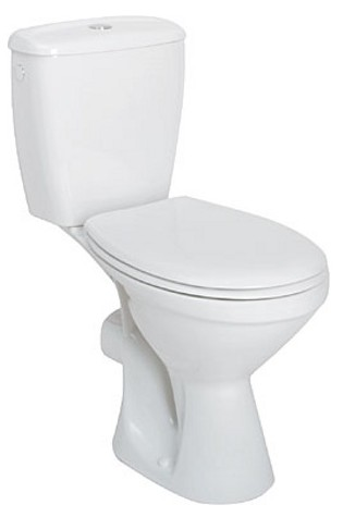 Set complet vas WC Kolo Idol cu rezervor si capac imagine