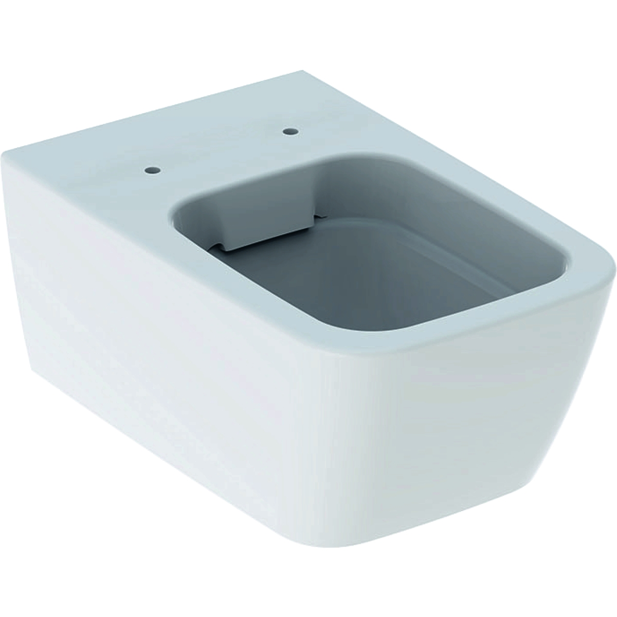 Vas WC suspendat Geberit iCon Square Rimfree 54cm imagine