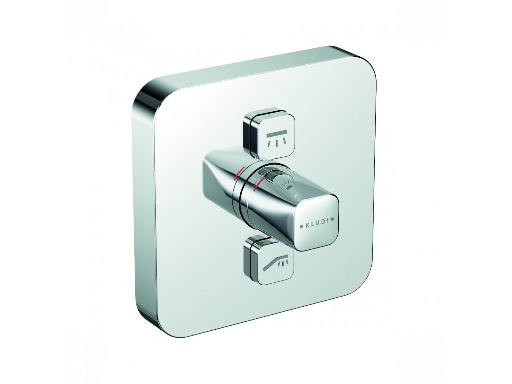Baterie cada Kludi Push montaj incastrat necesita corp ingropat 386110538 imagine