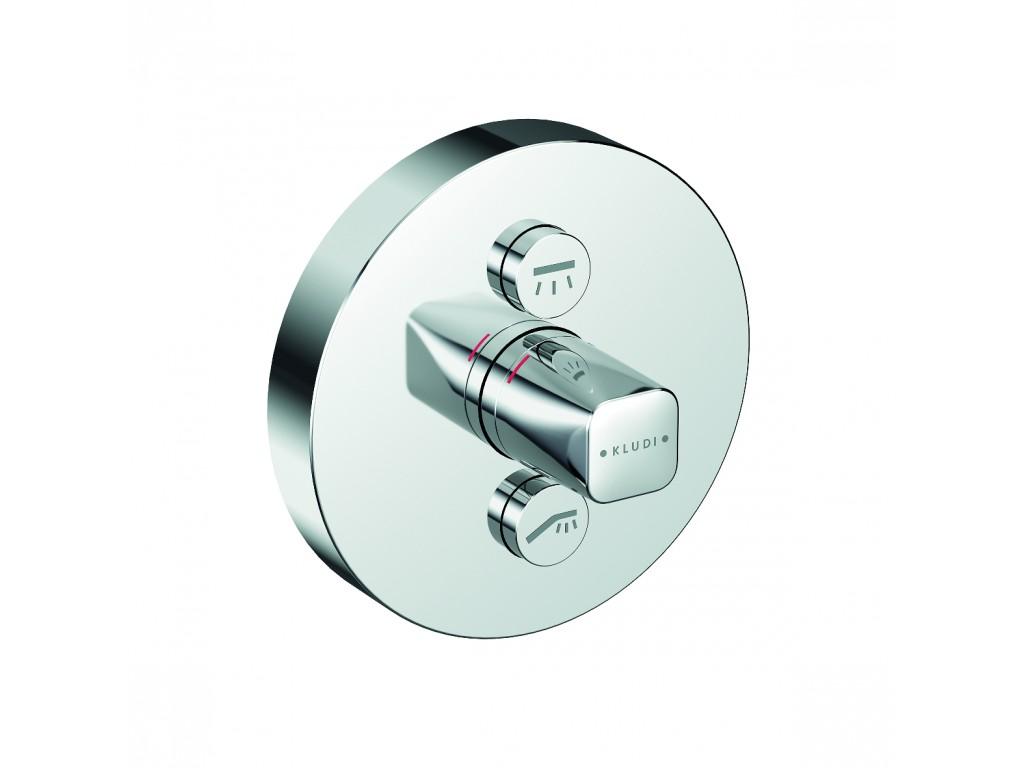 Baterie cada Kludi Push montaj incastrat necesita corp ingropat 386120538 imagine