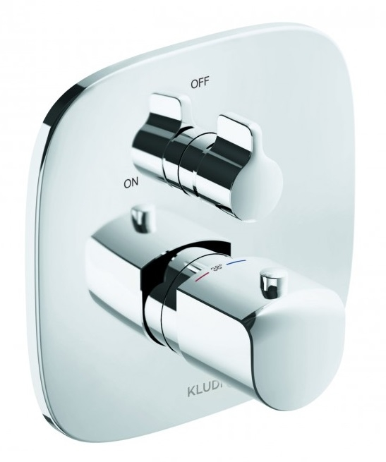 Baterie dus termostatata Kludi Ameo cu montaj incastrat necesita corp ingropat imagine