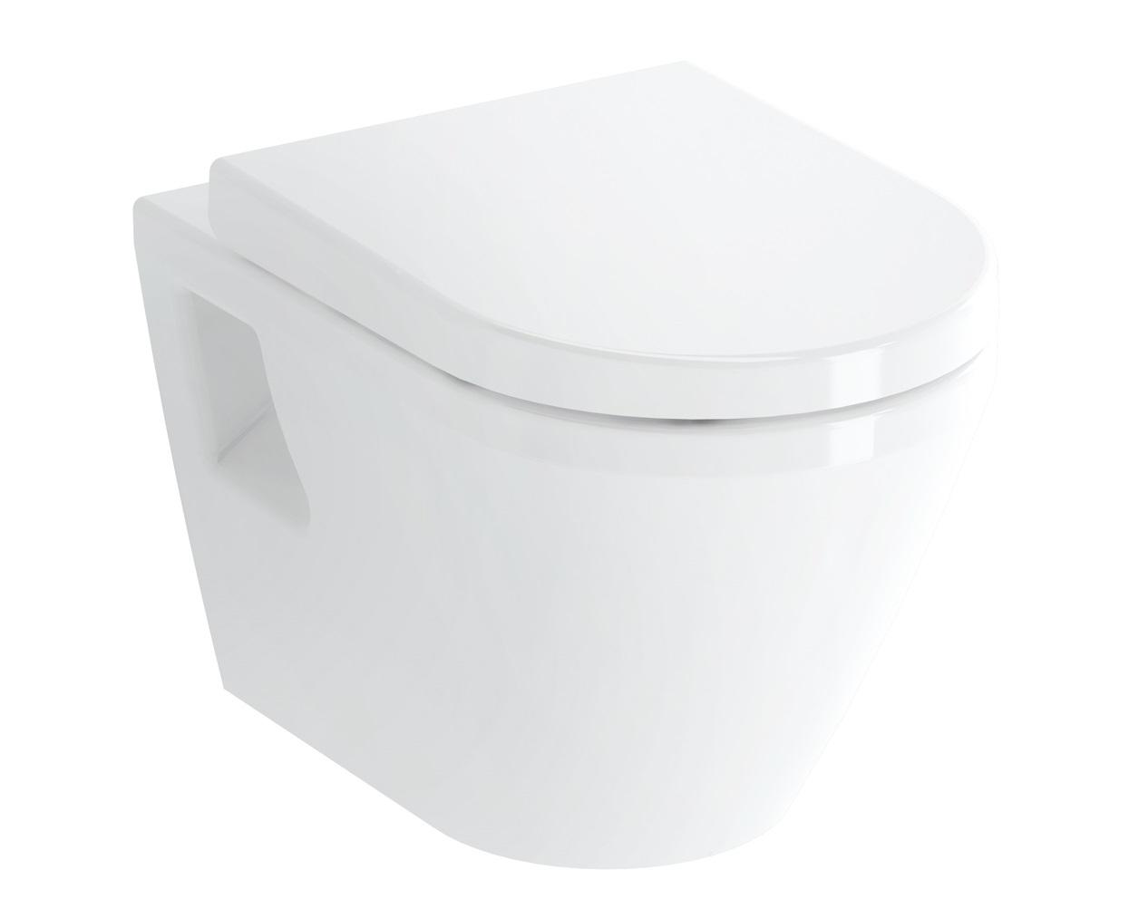 Vas WC suspendat Vitra Integra 54cm imagine