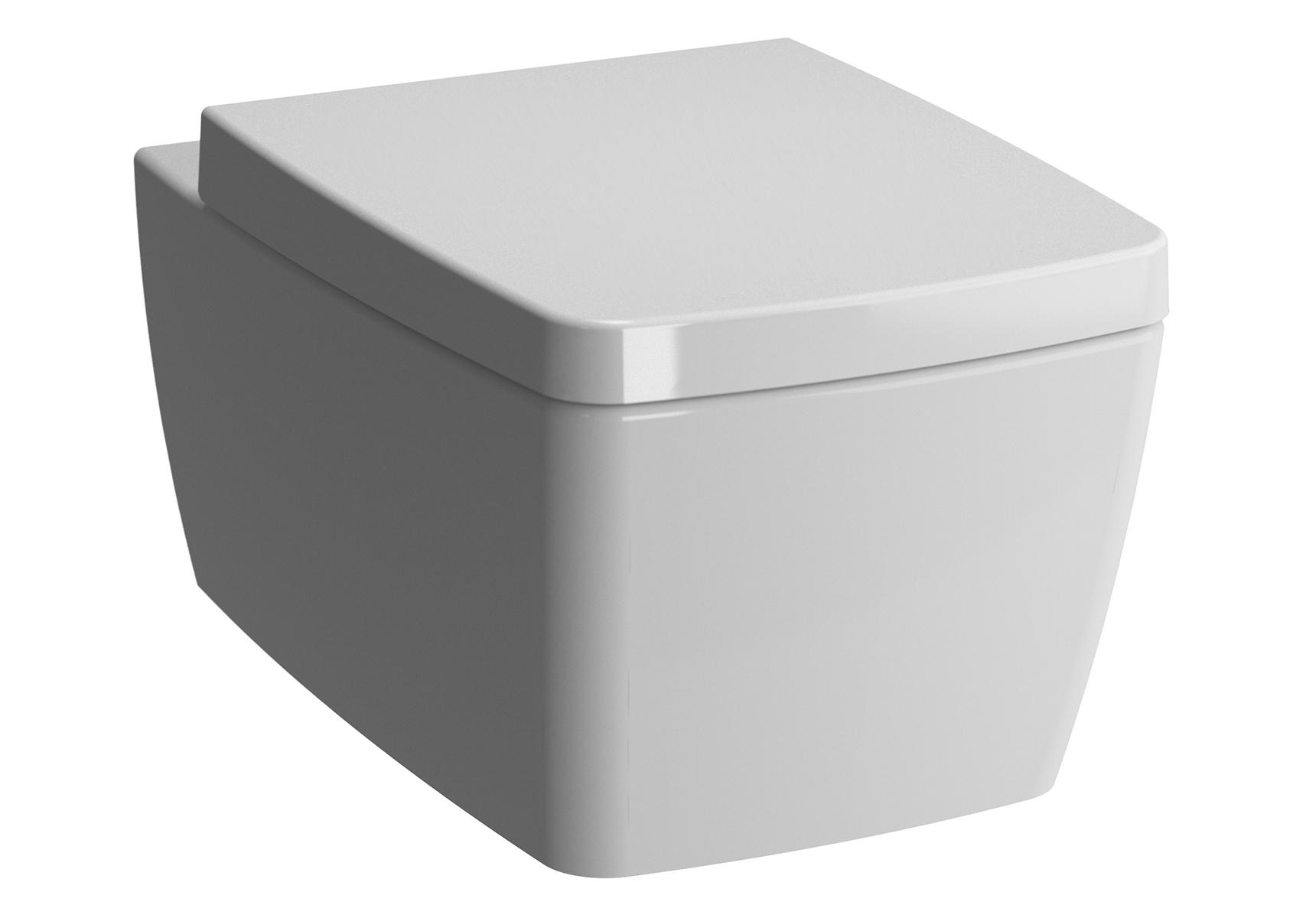 Vas WC suspendat Vitra Metropole 56cm Rim-Ex imagine