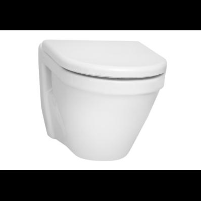 Set vas WC suspendat Vitra S50 si capac inchidere lenta imagine