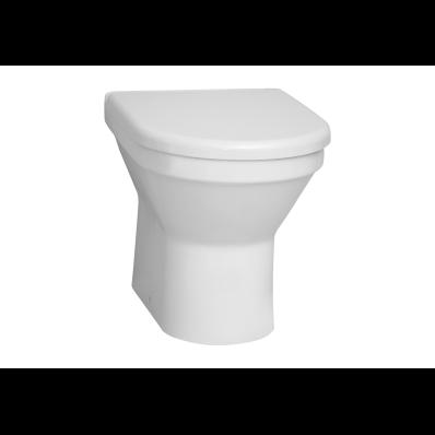 Vas WC Vitra S50 54cm back-to-wall pentru rezervor ingropat imagine