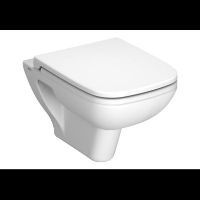 Vas WC suspendat Vitra S20 52cm cu functie de bideu imagine