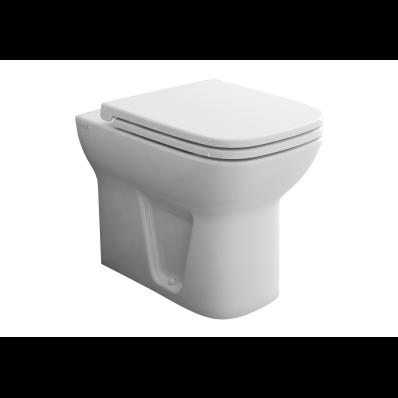 Vas WC Vitra S20 54cm back-to-wall pentru rezervor ingropat imagine