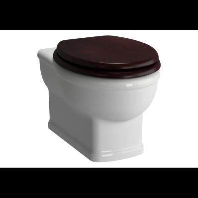 Vas WC suspendat Vitra Aria 54cm imagine