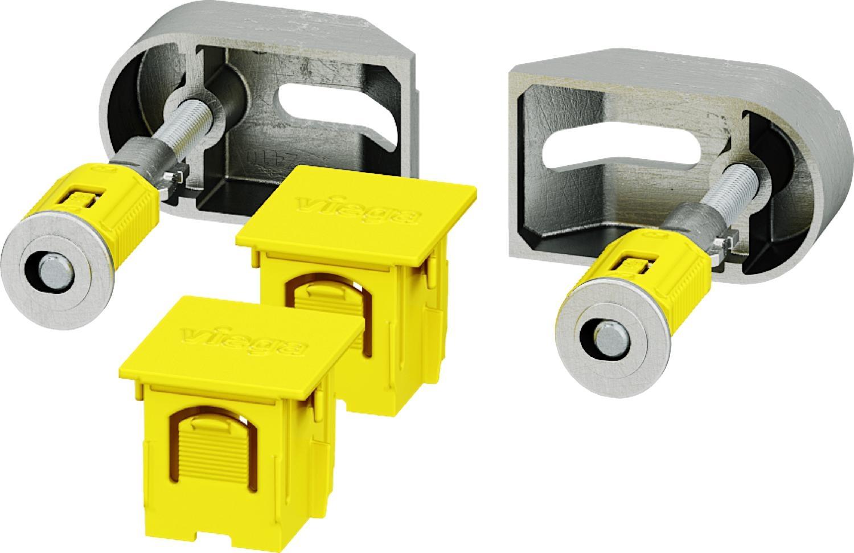 Sistem de fixare pentru cadre incastrate Viega Prevista Dry-Set imagine