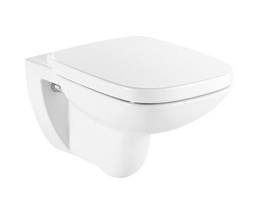 Vas WC suspendat Roca Debba Rimless imagine