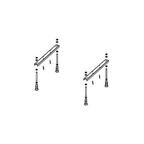 Picioare suport pentru cada acril Vidima imagine