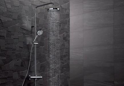 Coloana de dus Kludi Logo THM Dual Shower System