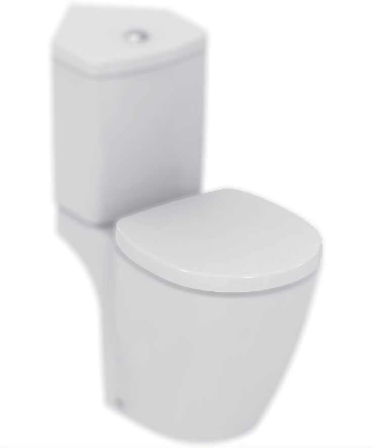 Capac WC Ideal Standard Connect Space Compact imagine