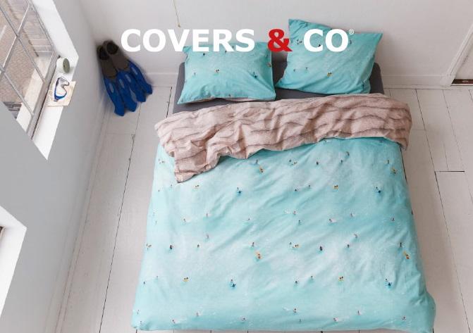 Lenjerie de pat Covers&Co