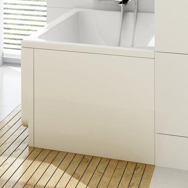Panou lateral pentru cada Ravak Concept Chrome 70cm alb imagine