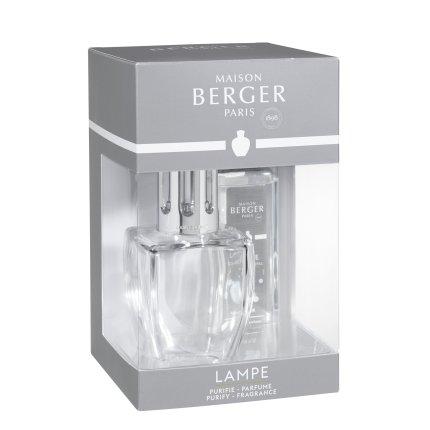 Set lampa catalitica Berger June Transparente cu parfum Air Pur