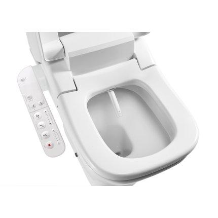 Capac WC Roca Multiclean Advance Round cu functie de bideu