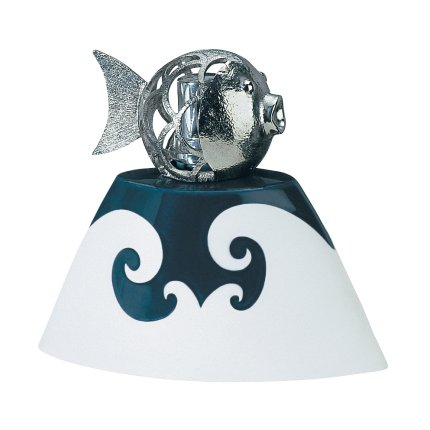 Lampa catalitica Berger Les Editions d'art Nautilus, by Florence Teyssedre